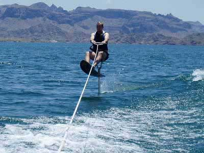Air Seat on Lake Havasu
