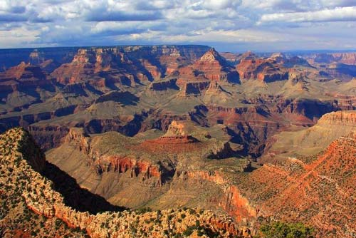 Picture of Grandview Overlook, Grand Canyon South Rim