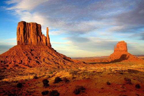 Best Attractions in Northern Arizona – Arizona Tourist Map