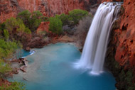 Photo of Havasu Falls