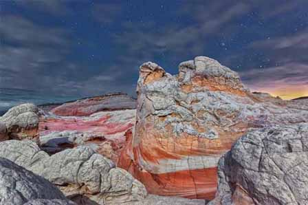 Vermillion Cliffs - White Pocket Photo