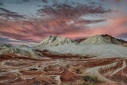 Picture of Vermillion Cliffs, White Pocket