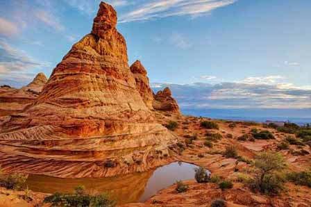 Photo of Vermillion Cliffs Wilderness