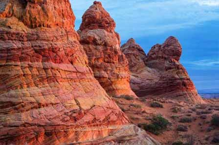 Picture of The Vermillion Cliffs Wilderness