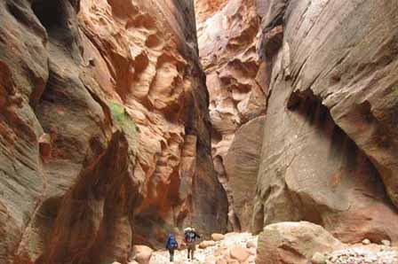 Vermillion Cliffs - Photo of Buckskin Gulch