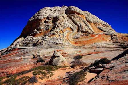Vermillion Cliffs Photo of White Pocket