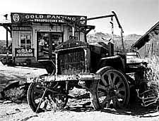 Goldfield - A part of the Past in the Superstitions