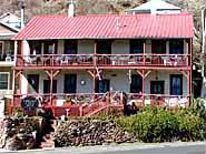 The Ghost City Inn - A Haunted Hotel In Jerome, Arizona