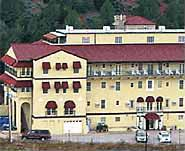Jerome Grand Hotel - A Haunted Hotel In Jerome, AZ