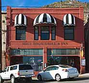 The Mile High Inn, A Haunted Hotel in Jerome, Arizona