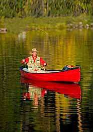 Hawley Lake White Mountains Fishing Campgrounds Cabins Rv