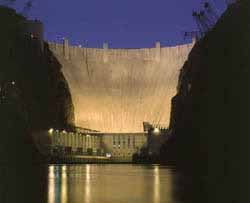 Hoover Dam Map | Directions | Touring Hoover Dam