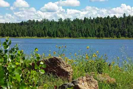 Upper Lake Mary in Flagstaff, AZ