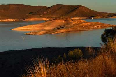 Mormon Lake Az >> Lake Pleasant Phoenix Arizona | Boating, Camping, Fishing, , Maps, Directions