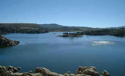 Watson Lake Prescott Arizona Az