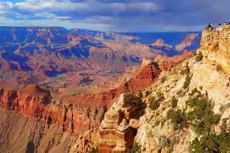 Lipan Point Grand Canyon South Rim