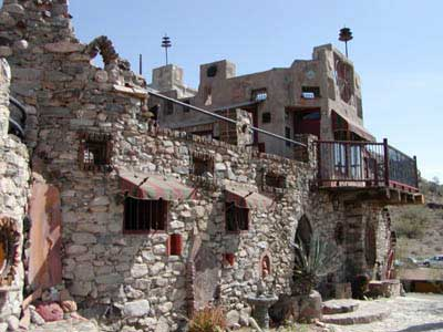 Mystery Castle in Phoenix Arizona