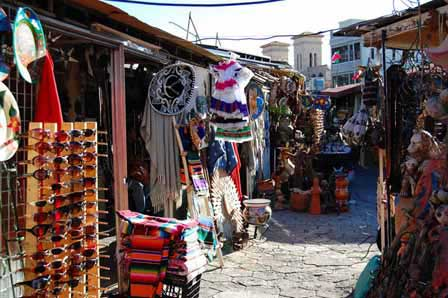 Walk Into Nogales Mexico Sights Traditions Colors Shopping