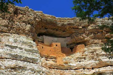 Photo of Montezuma Castle