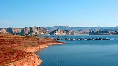 Lake Mead Boating Fishing Camping RV Parks Directions