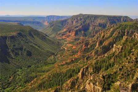 Picture of Sycamore Canyon Arizona