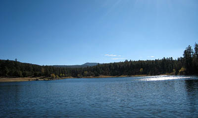 Upper Goldwater Lake