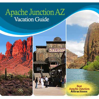 Vacation Guide For Apache Junction, Arizona