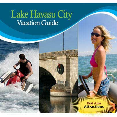 Vacation Guide For Lake Havasu City, Arizona