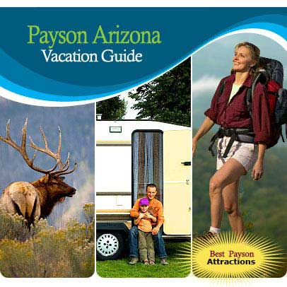 Vacation Guide For Payson Arizona